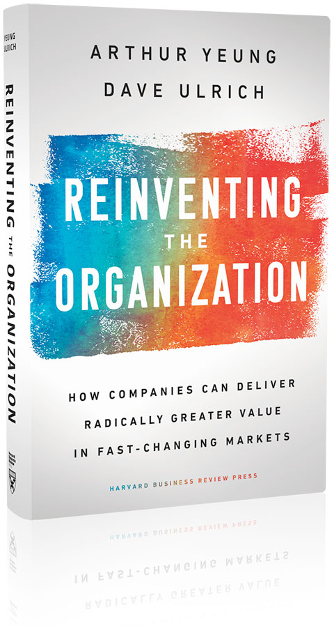 Book: Reinventing the Organization