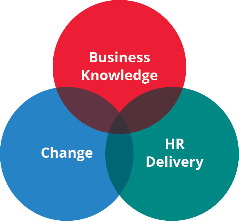 HR Competency Model 1987