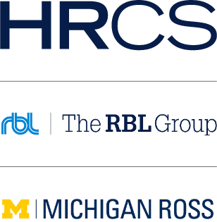 HRCS is sponsored by The RBL Group and the Michigan Ross School of Business